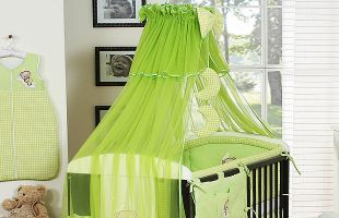 Bedding set 11-pcs with Mosquito-net (L)