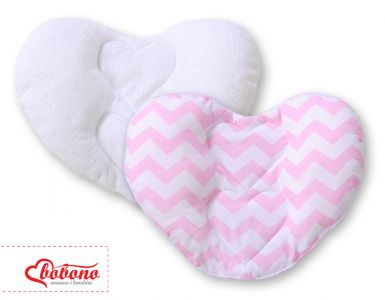 Double-sided Baby head support pillow