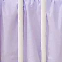Dust Ruffle-Masking flounce for cot 120cm