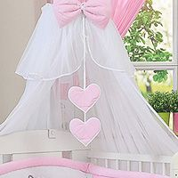 Bedding set 5-pcs mit Mosquito-net