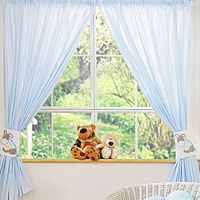 Curtains for Baby room