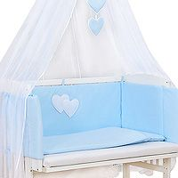 Beddingsets for Bed side cots FABIO