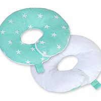 Double- sided baby Neck support pillow