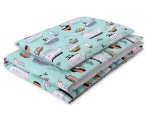 Bedding set 2pcs 100x135 Mini - mint ships