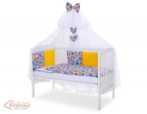 Bedding set 11-pcs with mosquito-net- Set 10