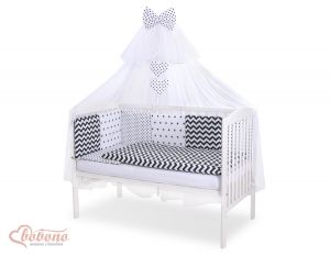 Bedding set 11-pcs with mosquito-net- Set 13