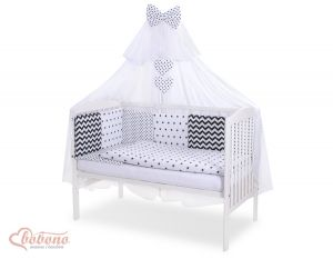Bedding set 11-pcs with mosquito-net- Set 14