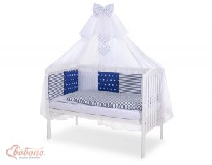 Bedding set 11-pcs with mosquito-net- Set 16