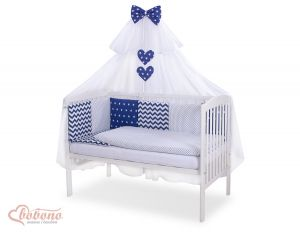 Bedding set 11-pcs with mosquito-net- Set 17