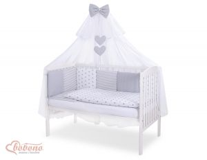 Bedding set 11-pcs with mosquito-net- Set 18