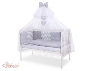 Bedding set 11-pcs with mosquito-net- Set 19
