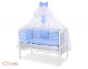 Bedding set 11-pcs with mosquito-net- Set 20