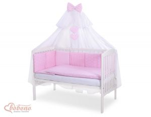 Bedding set 11-pcs with mosquito-net- Set 22