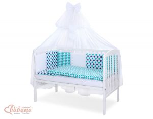 Bedding set 11-pcs with mosquito-net- Set 24