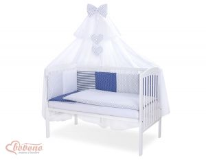 Bedding set 11-pcs with mosquito-net- Set 25