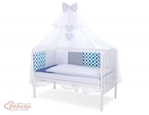 Bedding set 11-pcs with mosquito-net- Set 26