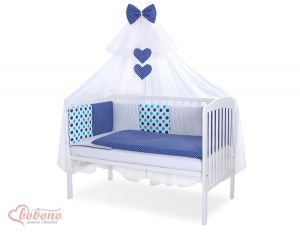 Bedding set 11-pcs with mosquito-net- Set 27