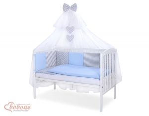 Bedding set 11-pcs with mosquito-net- Set 28
