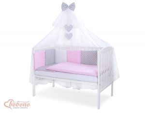Bedding set 11-pcs with mosquito-net- Set 29