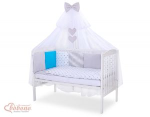 Bedding set 11-pcs with mosquito-net- Set 3