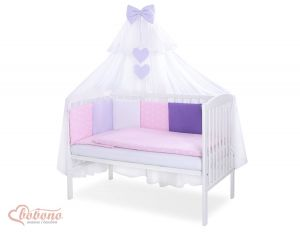 Bedding set 11-pcs with mosquito-net- Set 30
