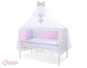 Bedding set 11-pcs with mosquito-net- Set 31