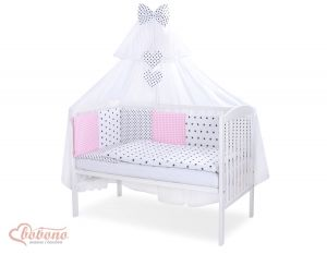 Bedding set 11-pcs with mosquito-net- Set 32