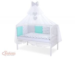 Bedding set 11-pcs with mosquito-net- Set 33