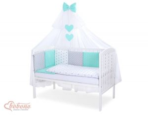 Bedding set 11-pcs with mosquito-net- Set 34