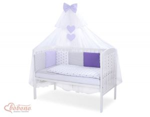 Bedding set 11-pcs with mosquito-net- Set 37