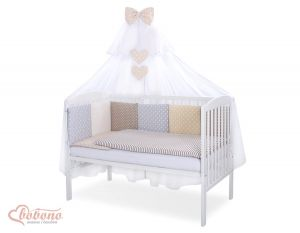 Bedding set 11-pcs with mosquito-net- Set 38