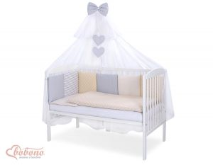 Bedding set 11-pcs with mosquito-net- Set 39