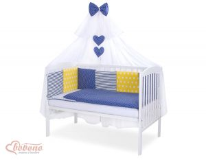 Bedding set 11-pcs with mosquito-net- Set 42