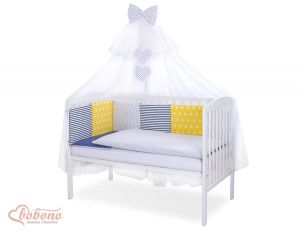 Bedding set 11-pcs with mosquito-net- Set 43