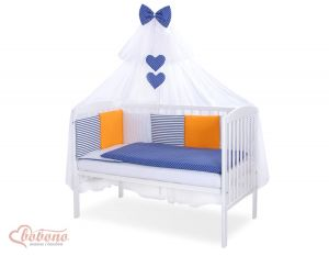 Bedding set 11-pcs with mosquito-net- Set 44