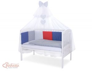 Bedding set 11-pcs with mosquito-net- Set 48