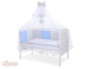Bedding set 11-pcs with mosquito-net- Set 49