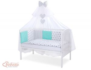 Bedding set 11-pcs with mosquito-net- Set 50