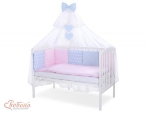 Bedding set 11-pcs with mosquito-net- Set 52