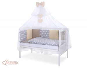 Bedding set 11-pcs with mosquito-net- Set 57