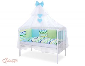 Bedding set 11-pcs with mosquito-net- Set 60