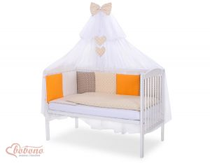 Bedding set 11-pcs with mosquito-net- Set 7