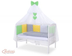 Bedding set 11-pcs with mosquito-net- Set 8