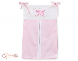Diaper bag- Little Prince/Princess pink