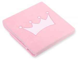 Polar fleece blanket- Little Prince/Princess pink