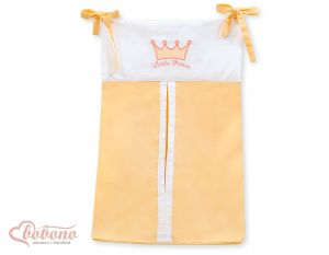 Diaper bag- Little Prince/Princess peach