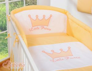 Bedding set 2-pcs- Little Prince/Princess peach