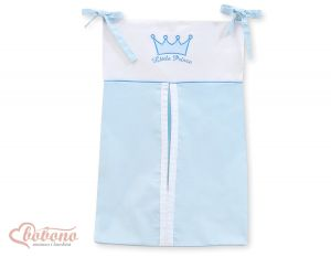 Diaper bag- Little Prince/Princess blue