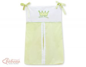 Diaper bag- Little Prince/Princess green