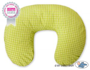 Feeding pillow- Good night green